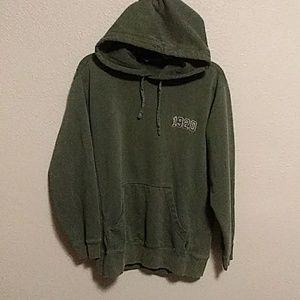 Vintage Eddie Bauer hoodie.
